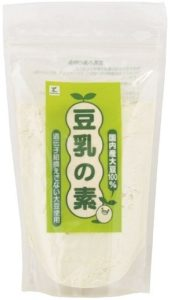 s-豆乳の素